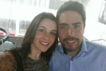El novio de Inés Arrimadas se divorcia de Convergencia