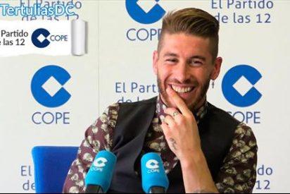 """Así ha intentado Sergio Ramos arreglar lo del """"cagómetro"""" y el Barça"""