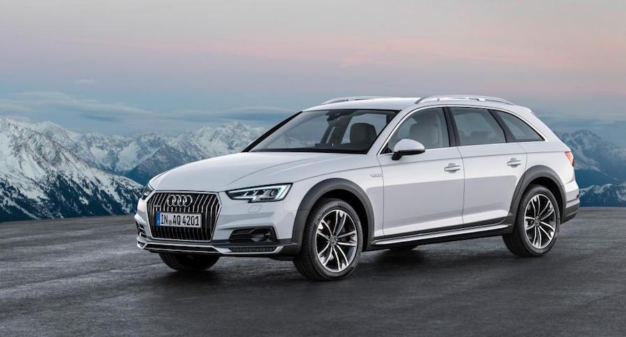 Audi renueva el Allroad, ahora más eficiente y tecnológico