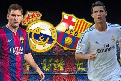 Barça y Real Madrid salen con todo y a por todas en el clásico del Camp Nou