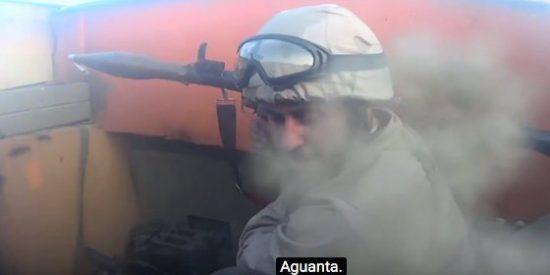 El recluta que filma su propia muerte en la batalla más tragicómica del ISIS