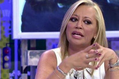 Belén Esteban se parte la 'pechuga' en Gran Hermano VIP para defender a Carlos Lozano