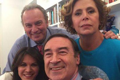 Bertín Osborne recicla en Telecinco su entrevista a Pedrojota
