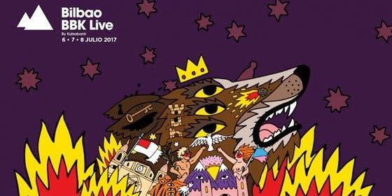Ya se pueden comprar las entradas del Festival Bilbao BBK Live 2017
