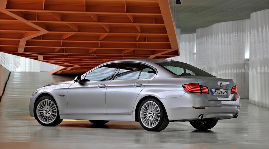 """El BMW Serie 5 F10 es un """"superventas"""""""