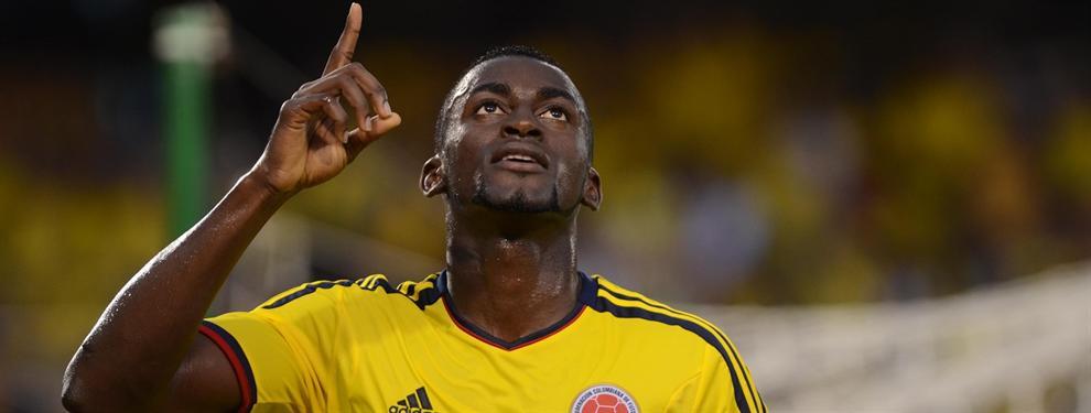 ¡Bombazo! Jackson Martínez jugará en el Milan