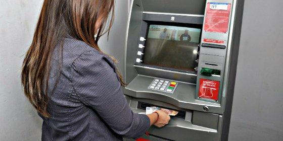 El coste del efectivo se ha incrementado un 4% tras la aplicación de las comisiones en cajeros