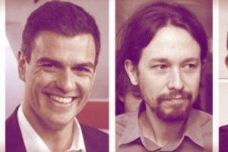 Sánchez-Iglesias-Rivera: El caso es que los ciudadanos no nos merecemos tanto despropósito