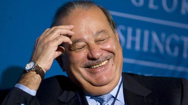 Carlos Slim comunica a la CNMC la toma de control de FCC, Realia y Cementos Portland