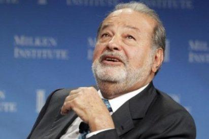 El mexicano Carlos Slim compra otro 1,4% de FCC por 42 millones