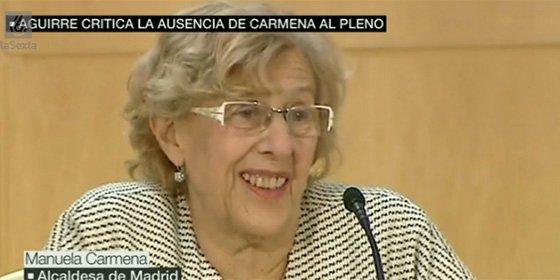 Manuela Carmena se mete en otro jardín: gastar 200.000 euros para ahorrar 457