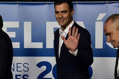 Cebrián se quita de enmedio a un desesperado Pedro Sánchez que le pidió el apoyo de Prisa para pactar con Podemos