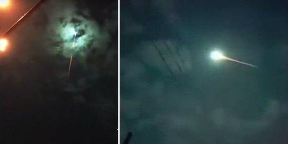 La verdad de la extraña luz en el cielo ecuatoriano poco antes del terremoto