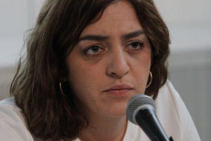 La rabieta de la 'okupa' Celia Máyer tras quitarle las competencias de la Memoria Histórica