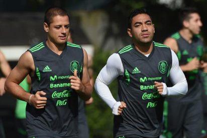 Chicharito y Marco Fabián tienen cuentas pendientes en la Bundesliga