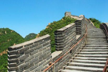 La muralla china albergará la mayor estación de trenes de alta velocidad