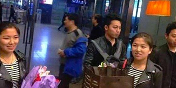 Esto sí que es un trabajo de chinos: ¿en qué se diferencian estas dos parejas?