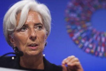 Lagarde (FMI) asegura que no hay crisis, pero cree que la recuperación es demasiado frágil y con más riesgos