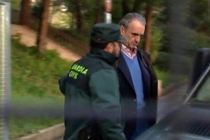 El juez Pedraz decreta prisión incondicional sin fianza para un desinflado Mario Conde