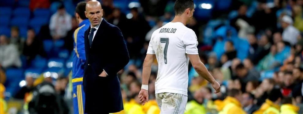 Cristiano no juega ante el City