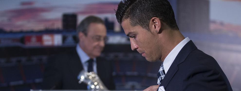 Cristiano presiona al Madrid para concretar su salida a un grande europeo