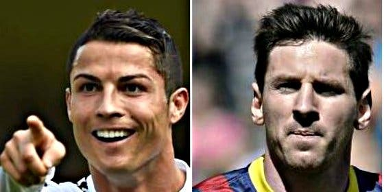 Leo Messi felicitó personalmente a Cristiano Ronaldo tras perder 1-2 el Clásico