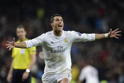 Las cinco claves de la remontada del Madrid con Ronaldo como gran héroe