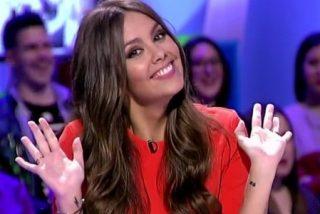 """Cristina Pedroche: """"Dicen que estoy en TV por mis tetas, pero todos saben que las hay más gordas"""""""