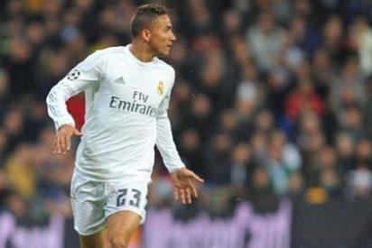 El 'caso Danilo' empieza a preocupar seriamente en el Real Madrid
