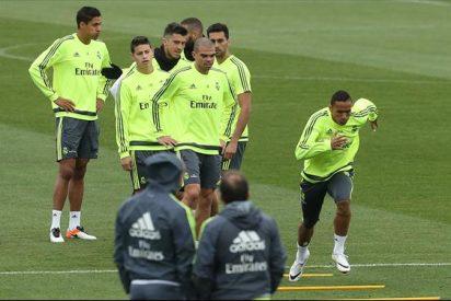 """De la """"Liga preparada para el Madrid"""" a Cristiano: La plantilla blanca echa humo"""