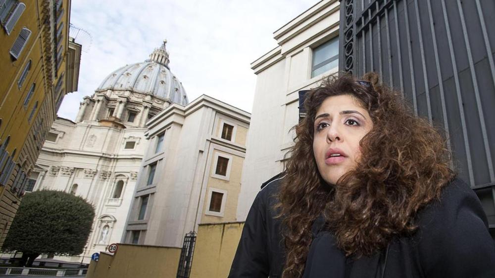 """Francesca Chaouqui niega una """"relación íntima"""" con Vallejo y le acusa de """"comportamientos raros"""""""