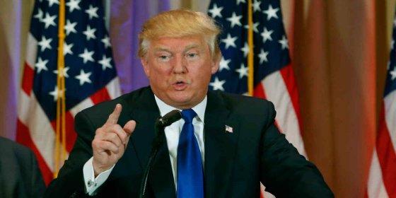 El origen secreto de la fortuna del fanfarrón Donald Trump