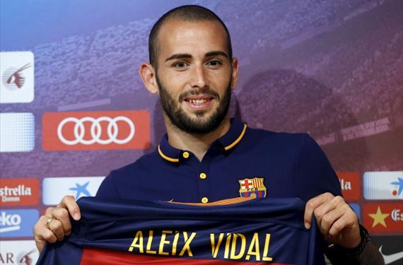 El caso Aleix Vidal saca las miserias del Barça a flote