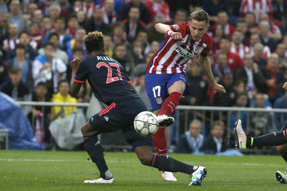 Atlético de Madrid 1 - Bayern de Munich 0: Saúl y Oblak dejan con un palmo de narices a Guardiola