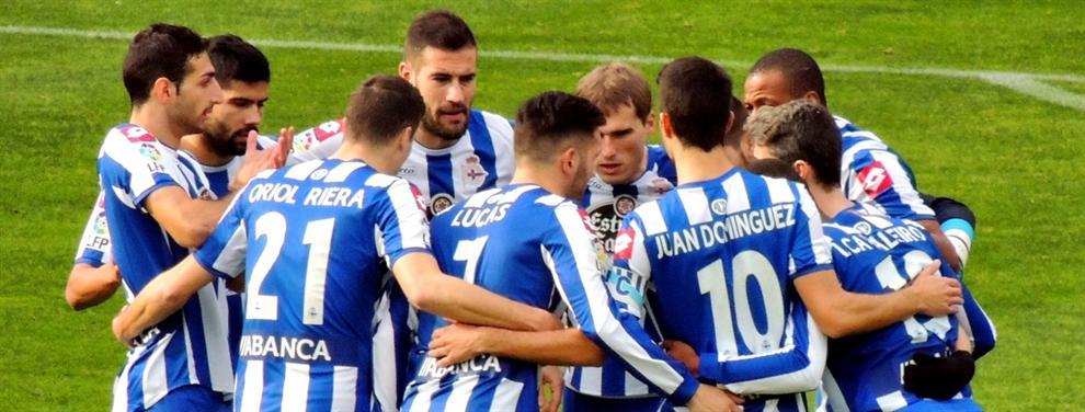 El Deportivo de La Coruña suelta lastre para la temporada que viene
