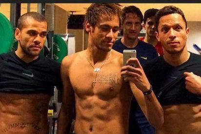 El detalle que deja retratado a Neymar en la previa del Atlético-Barça