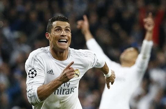 El hat trick de Cristiano Ronaldo al Wolfsburgo paga la mitad de su sueldo
