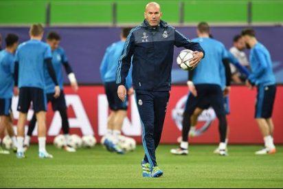 El imprescindible de Zinedine Zidane para el Real Madrid 2016-17