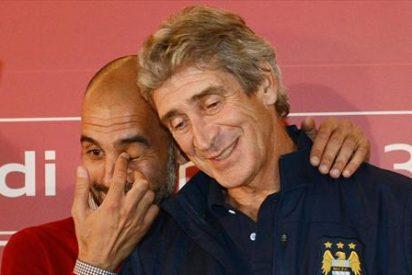 El Manchester City y Pellegrini le complican la vida a Pep Guardiola