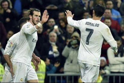El mensaje de Cristiano Ronaldo a Bale tras el partido de Vallecas