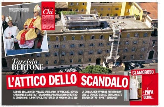 La Administración vaticana busca alojamientos más modestos para los miembros de la Curia