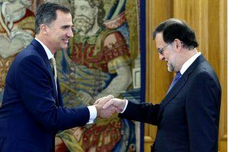 """Mariano Rajoy: """"Por suerte para España el Gobierno de izquierdas no ha salido"""""""
