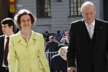 El Rey Juan Carlos viaja con la Reina Sofía por primera vez en dos años