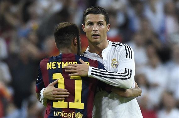 El sueño prohibido de Neymar pasa por Cristiano Ronaldo