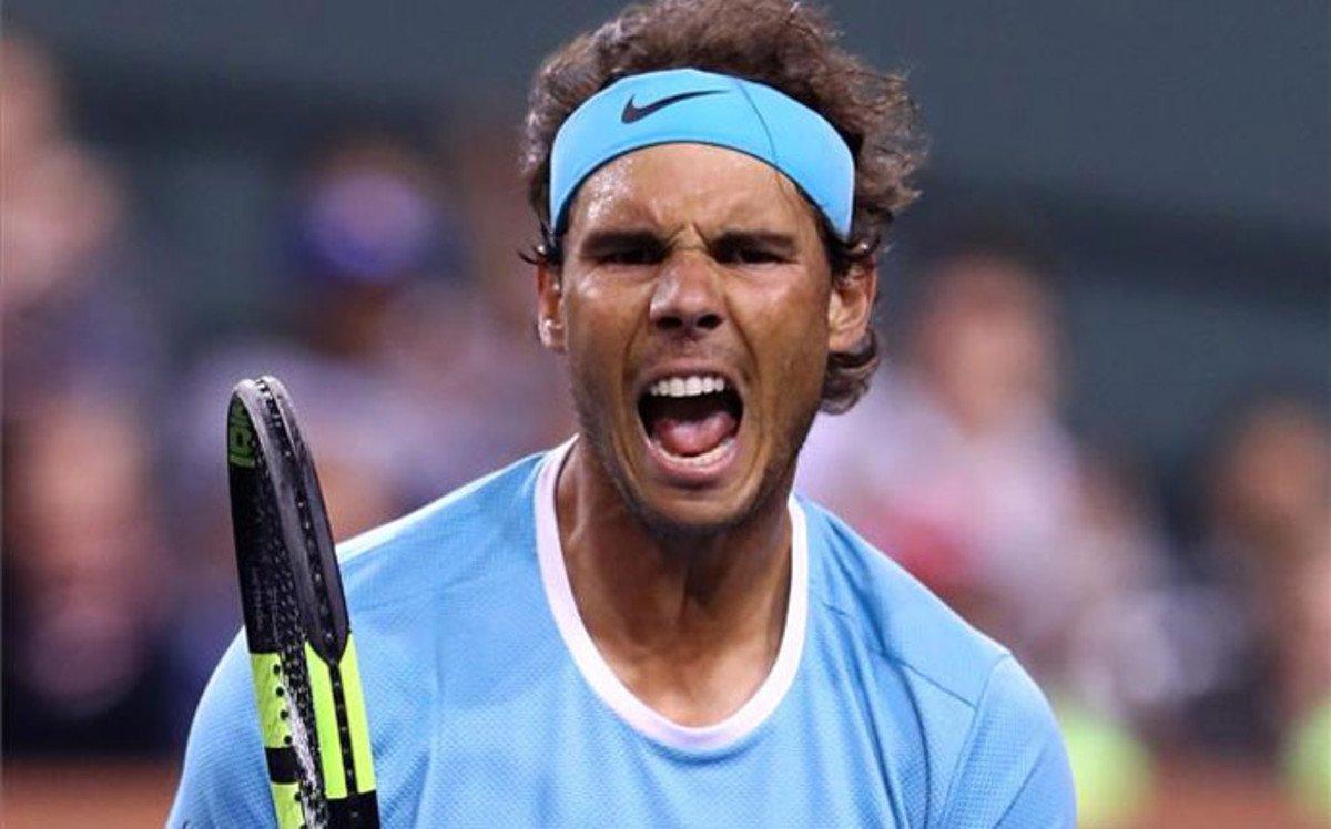 Nadal corree a palos a Wawrinka se mete en semifinales en el Masters 1.000 de Montecarlo