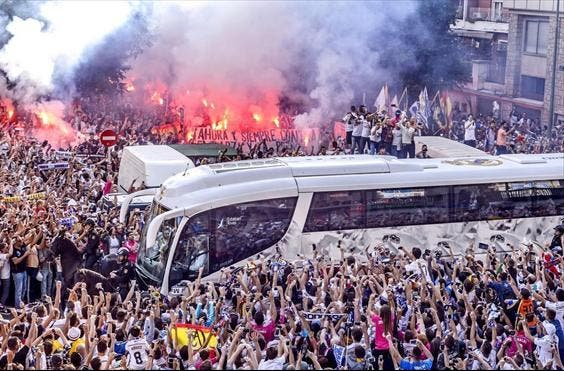 El vestuario del Barça no da un euro por La Undécima del Real Madrid