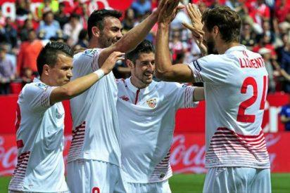 El vestuario del Sevilla se relame para dar la puntilla al Betis en el derbi