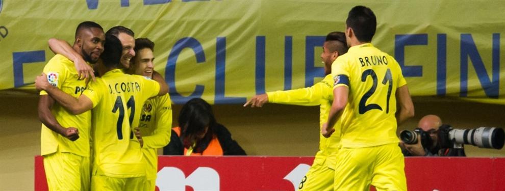 El Villarreal vuelve a cruzarse para torpedear un fichaje del Valencia