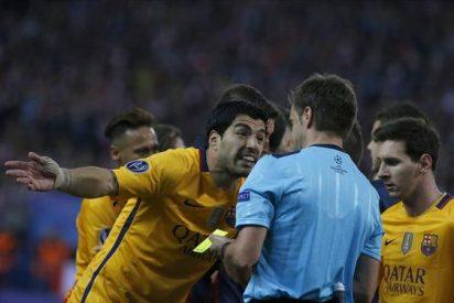 En el vestuario del Barça se acordaron de Filipe Luis al término del partido