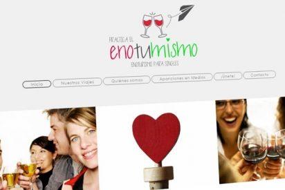 Enotumismo, actividades de enoturismo destinadas a singles